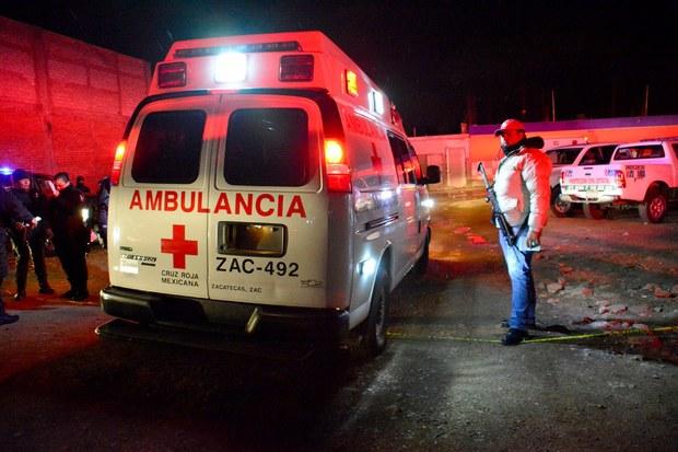 Comando ataca e incendia bar en Guadalupe Zacatecas; hay 9 muertos