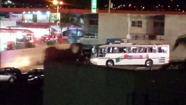 Necaxa gana a San Luis y apedrean su camión con conato de bronca en SLP