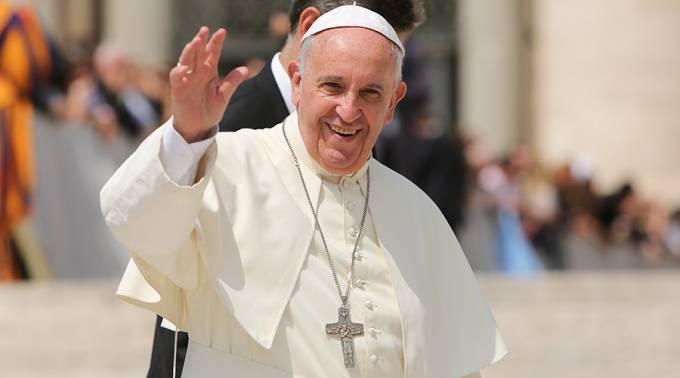 """Papa pide que le den """"un ratito a solas"""" con la Virgen de Guadalupe"""