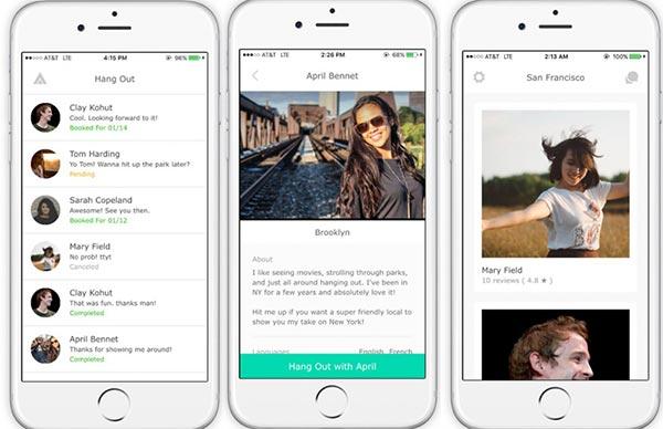 Desarrollan app para alquilar amigos