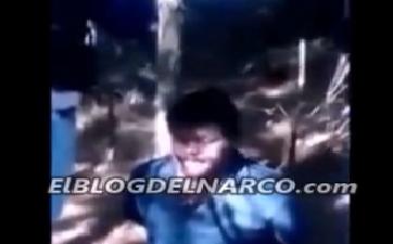 video sicario chapo guzman gente nueva ejecutando zeta