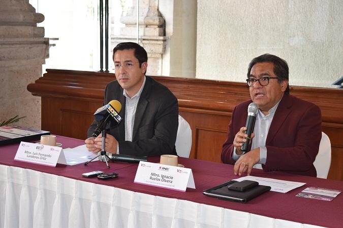 Llama IEE a ciudadanía de Aguascalientes a salir a votar