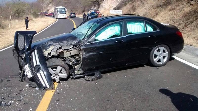 Menos accidentes pero más muertes en carreteras de Ags en vacaciones: PF