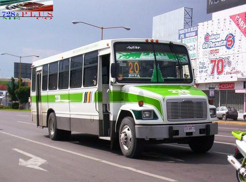 Capturan a ladrones que operan en camiones Urbanos