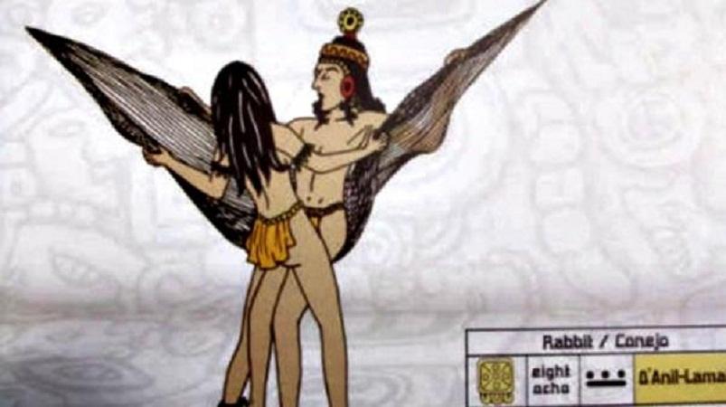 Conoce cuáles son las mejores posiciones del kamasutra maya