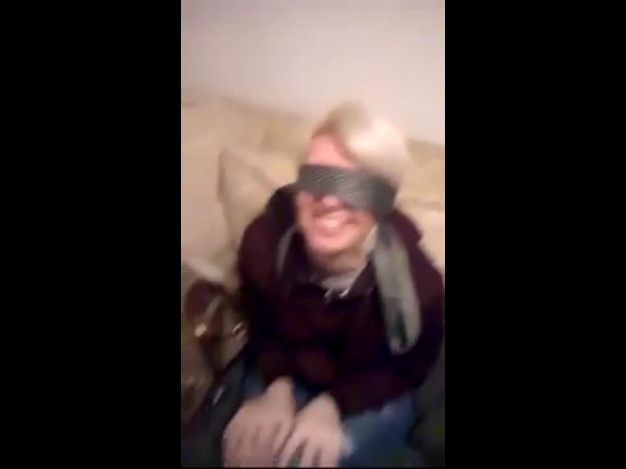 VIDEO: Hombre desenmascara a su novia infiel el Día de San Valentín