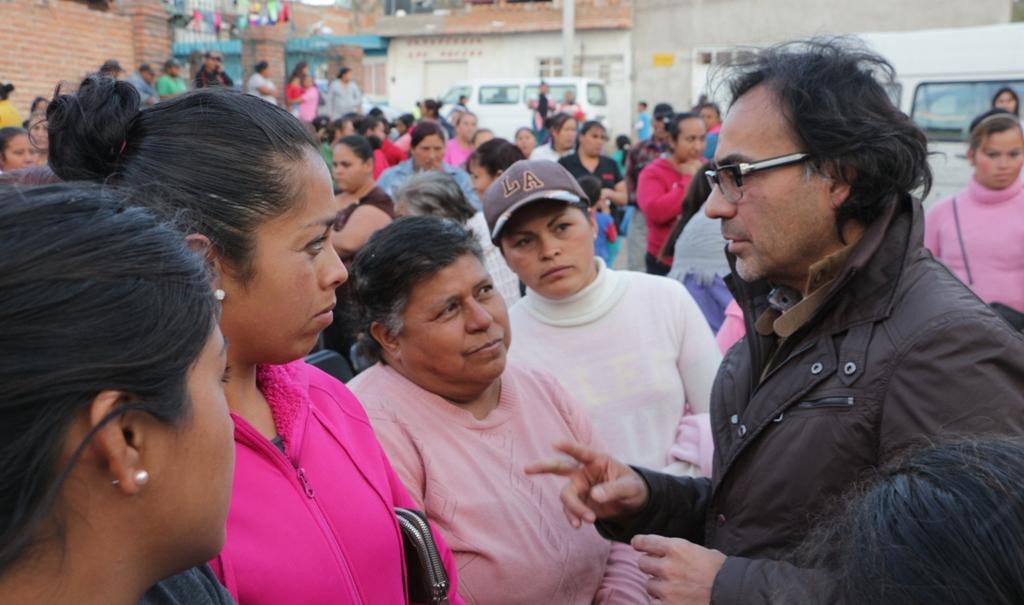 Ofrece SEBIDESO atención integral a familias de escasos recursos