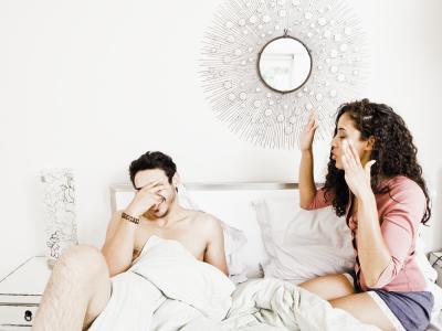 ¿Cuáles son los complejos sexuales más comunes?