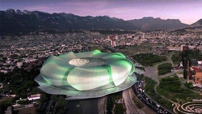 Nuevo estadio de Tigres sobre el río Santa Catarina es inviable: Conagua