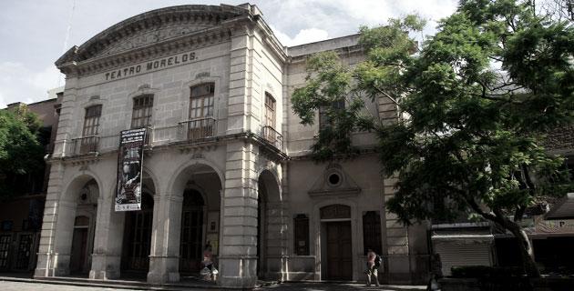 Que ahora sí comenzará la demolición de los edificios aledaños el Teatro Morelos