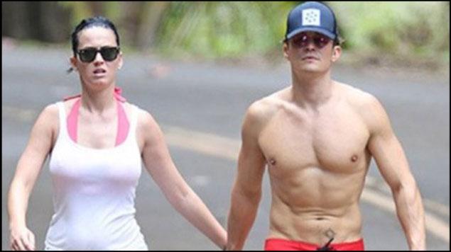 A Miranda Kerr le vale que Orlando Bloom salga con Katy Perry