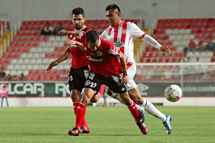 Necaxa avanza a semifinales de la Copa MX