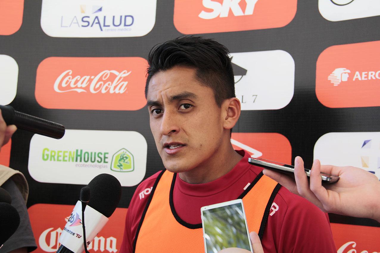 Debemos imponer nuestro estilo de juego: Michel García