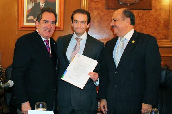 Relevo en el Registro Público de la Propiedad de Aguascalientes