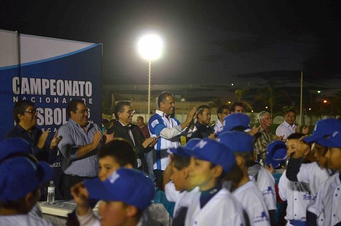 Jesús María es sede del Campeonato Nacional de Beisbol de niños de 11 años