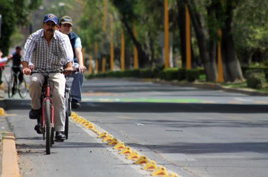 Ya hay recursos para ampliación de red de ciclovías en el MuniAgs