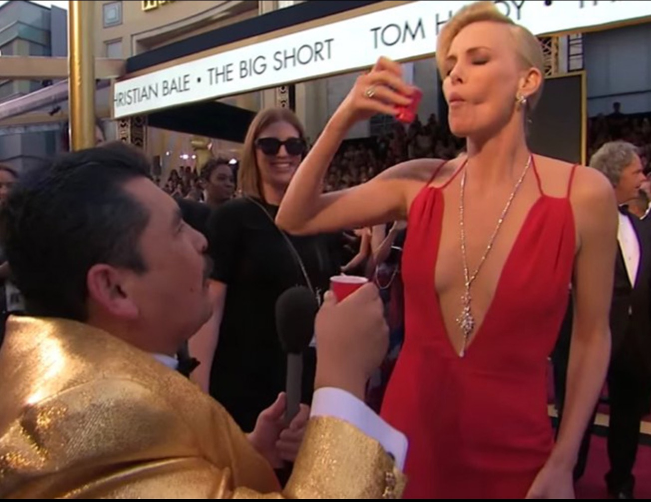 Un mexicano el único autorizado para meter tequila a los Oscar