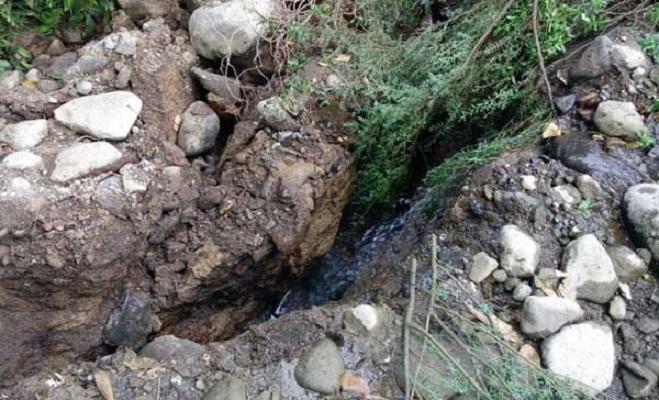 Ya habría una solución para volver a llenar el caudal del río Atoyac