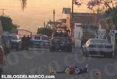 Ejecutan a un sicario en León, Guanajuato