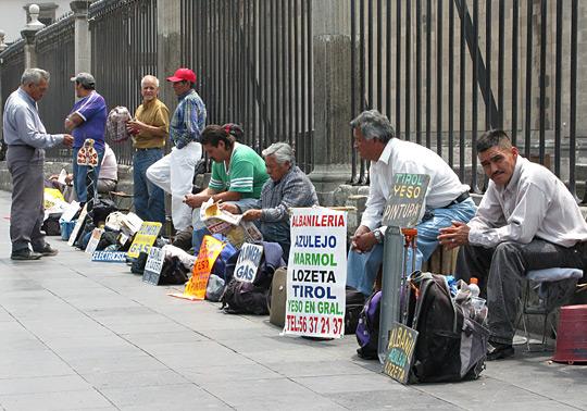 Se mantiene a la baja el índice de desempleo en Aguascalientes