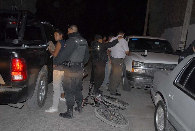 Detienen a ladrón en la FNSM pero la afectada se negó a presentar denuncia