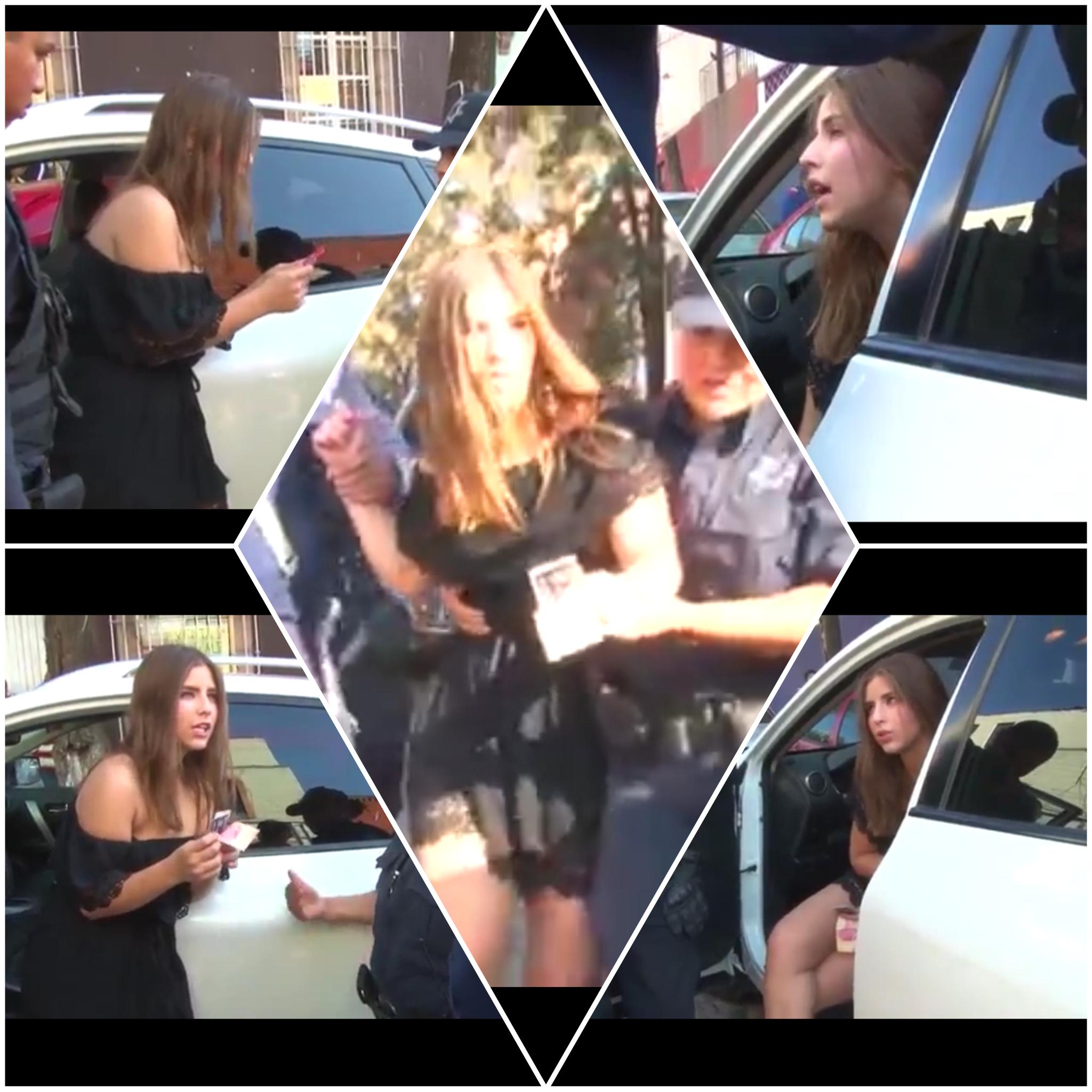 VIDEO: Ya surgió el corrido a #Lady100pesos