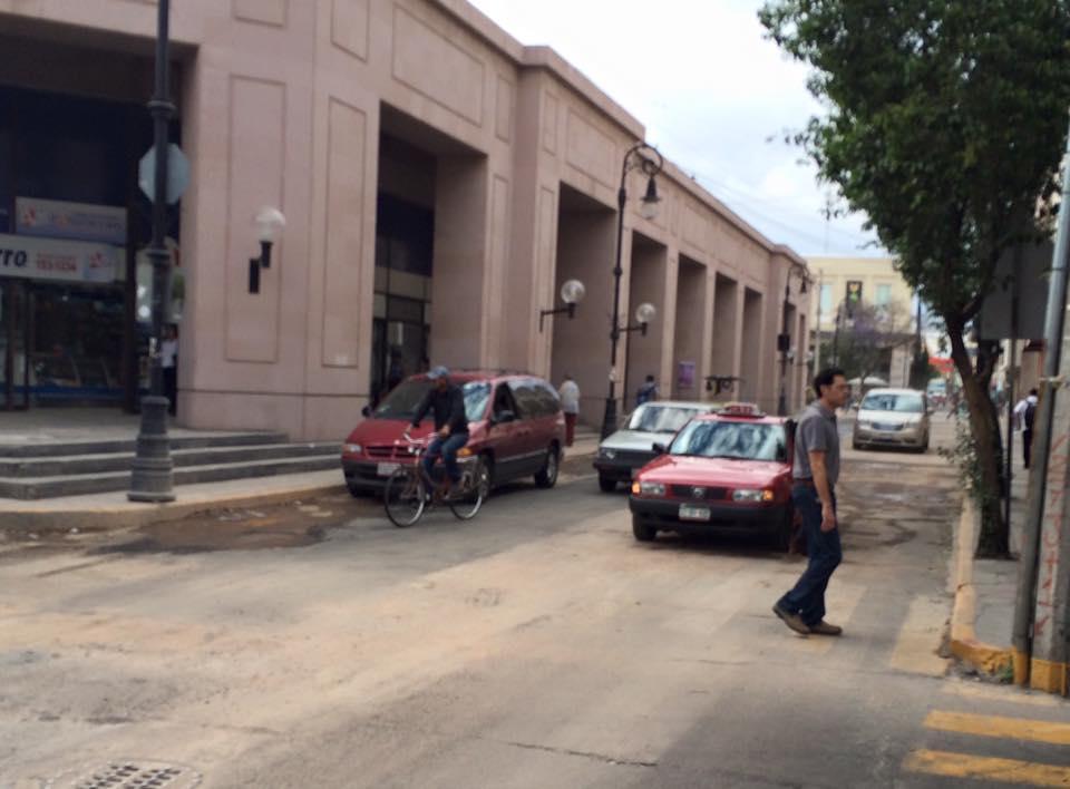 Ya fue abierta a la circulación la calle Morelos