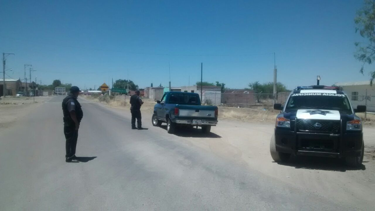 Detienen a hombre armado en El Llano
