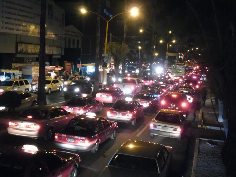 Se incrementa el número de accidentes viales en el perímetro ferial