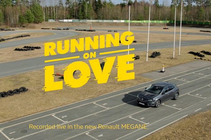 Renault fabrica un carro que sólo funciona con palabras amorosas