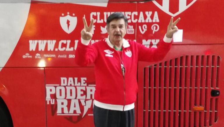 Es divertido ver al Necaxa jugar: Jorge Ortiz de Pinedo