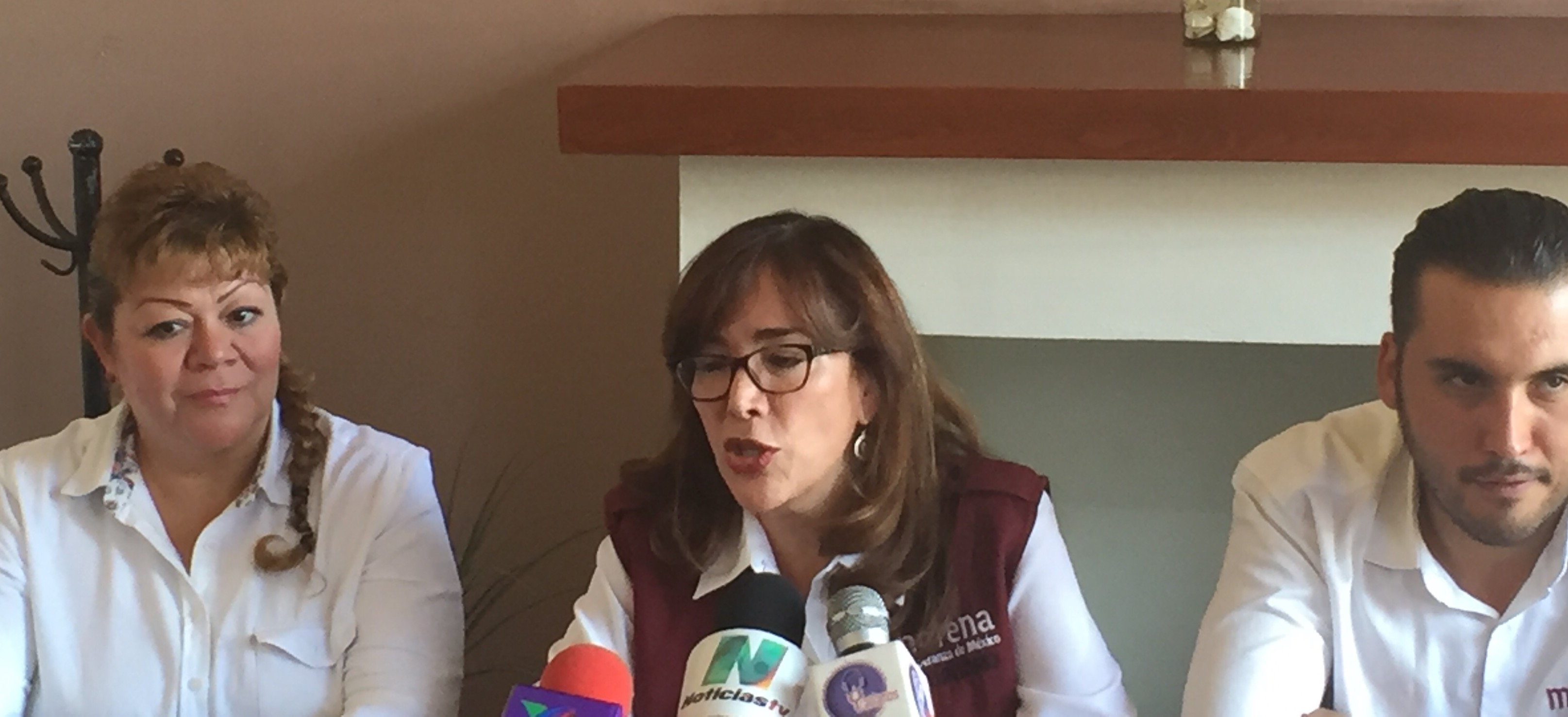 Abrirá MORENA juicio político contra consejeros del INE