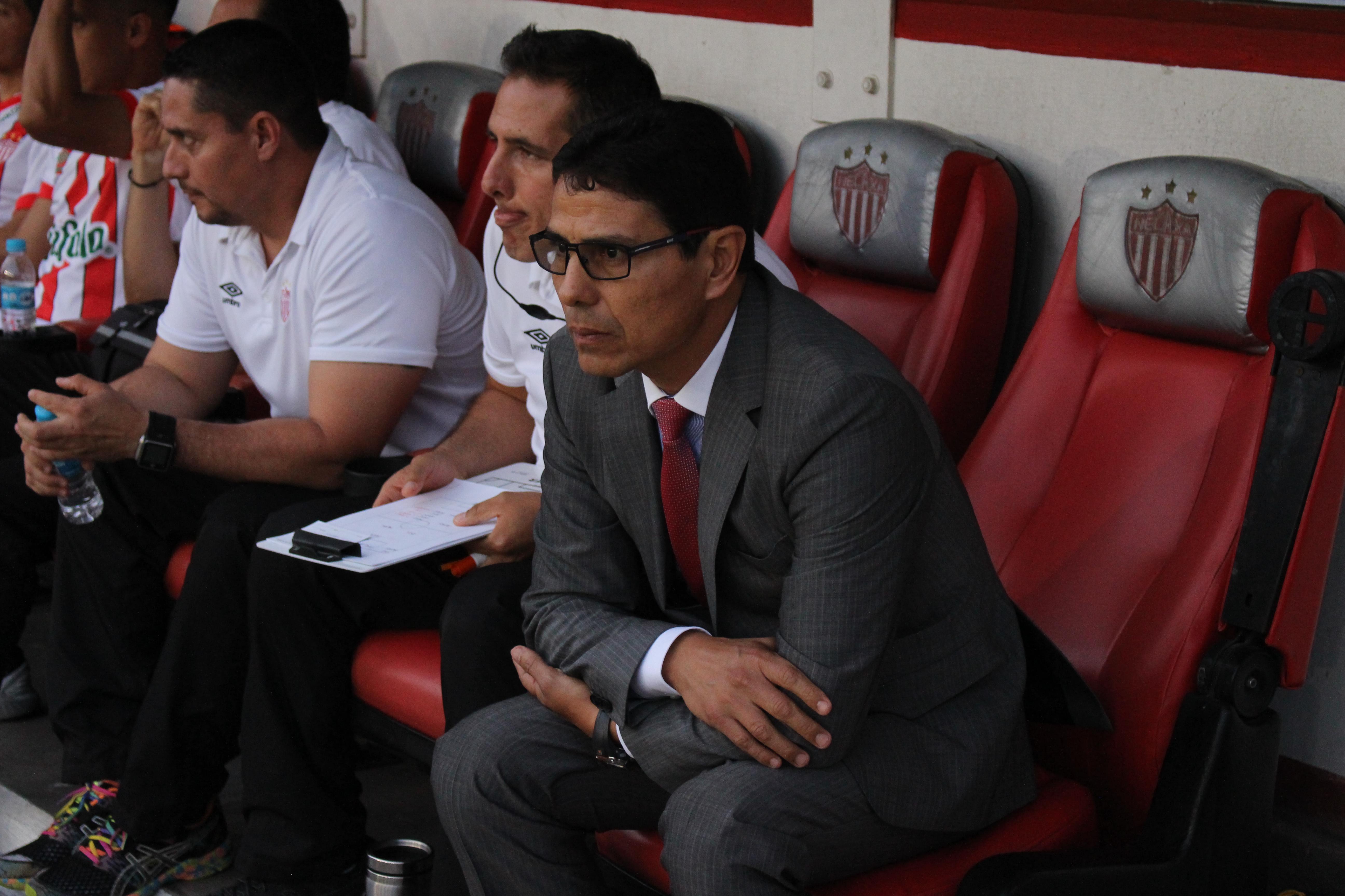 Hoy tenemos una base de jugadores importante: Alfonso Sosa