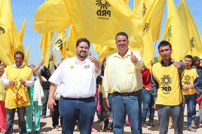 Habrá más recursos económicos para necesidades de El Llano: Iván Sánchez