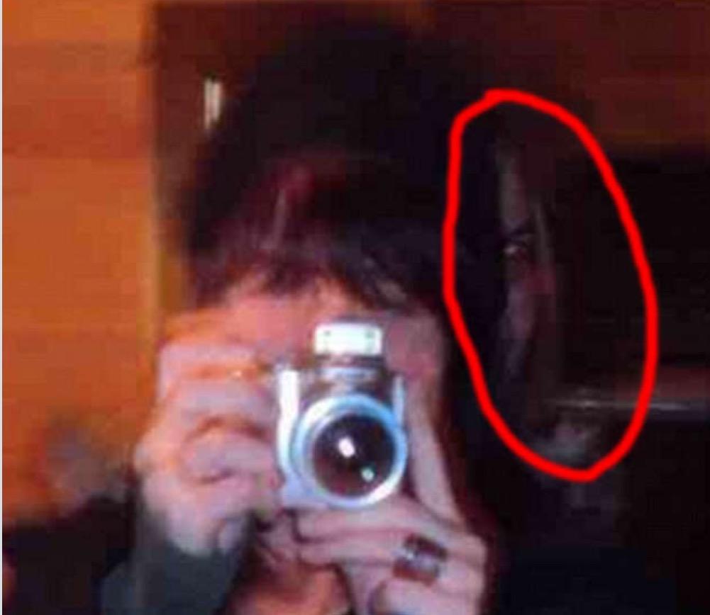 """Aparece supuesto rostro """"demoniaco"""" en fotografía"""
