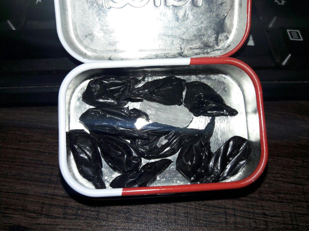 Sacan de circulación a narcodistribuidor