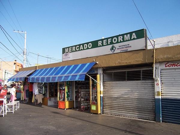 Renovará @municipioags mercados públicos