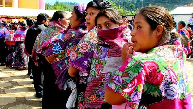 Grupos indígenas con menor esperanza  de vida que el resto de la población: MAIS
