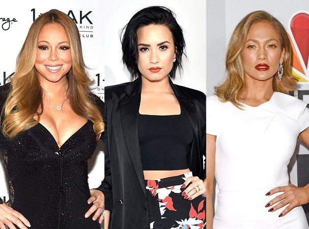 "Demi Lovato llama ""maleducada"" a Mariah Carey"