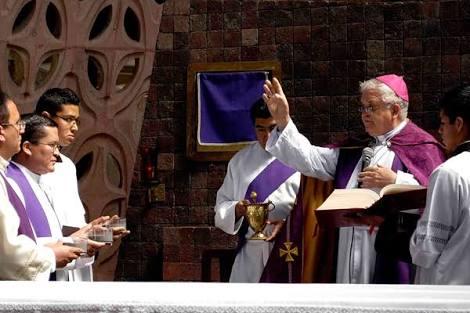 Vicario pide trato especial para los sacerdotes ante la delincuencia