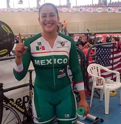 Jessica Salazar consigue récord continental en el Panamericano de Ags