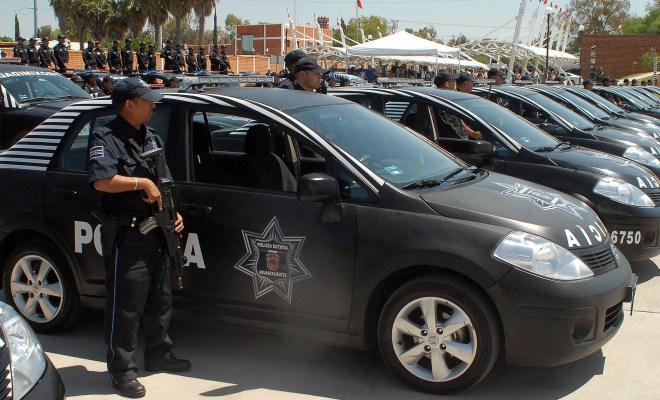 7 policías municipales causaron baja en Aguascalientes: Monreal