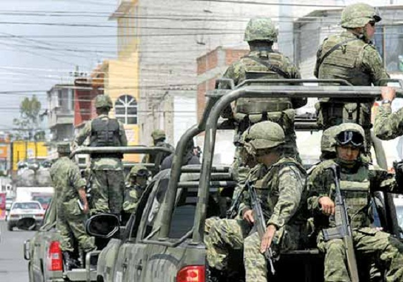 Califica Juárez como necesaria la presencia del Ejército en las calles
