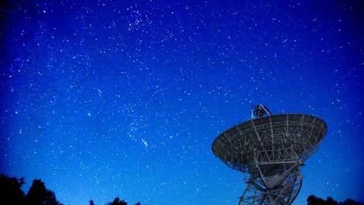Descubren fuente de ondas misteriosas en el espacio