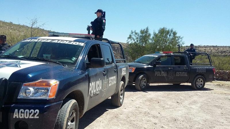 Arrecian operativos contra la delincuencia por parte de la Policía Estatal