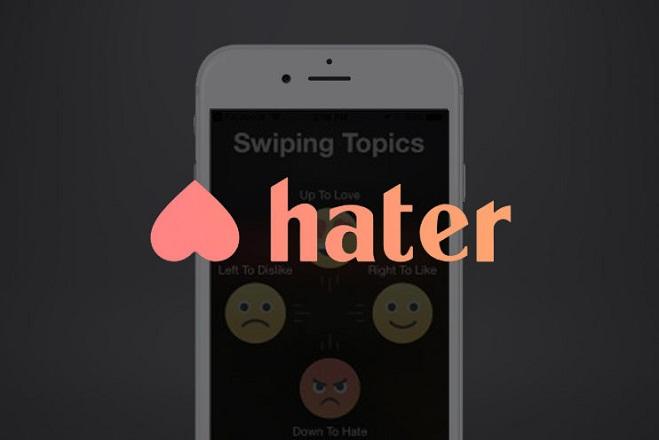 Crean aplicación para ligar con parejas que odien lo mismo que tu