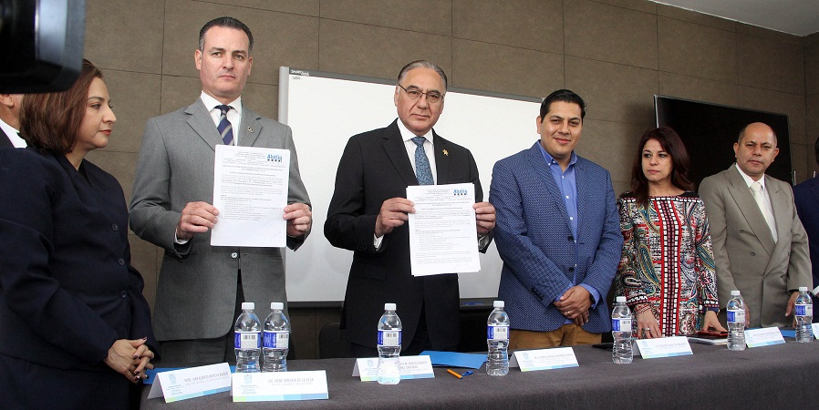 Gobierno de EU dota de tecnología a impartidores de justicia de Aguascalientes