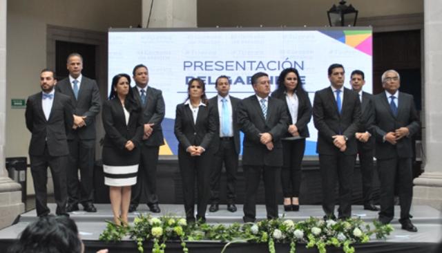 Gabinete de Teresa Jiménez y regidores en cero con su declaración 3de3
