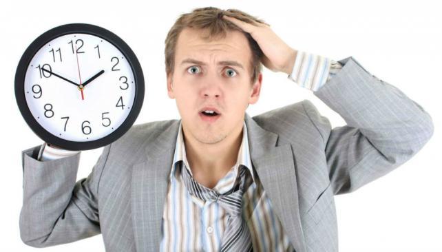 ¿Por que hay personas que siempre llegan tarde?