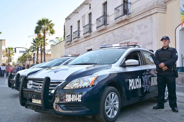 Busca Jesús María incorporar 20 nuevos policías municipales